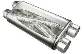 cross flow muffler san diego