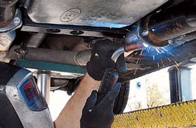 smog exhaust repair san diego